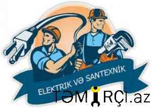 Santexnik ve elektrik