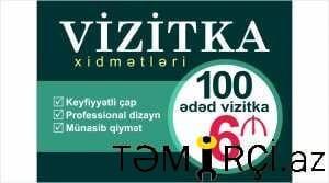 Poliqrafiya və Çap Dizayn xidmətləri