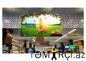 Reklam monitorlarda