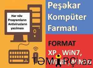 Peşəkar Komputer formatı