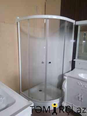 Duş kabin ve cakuzilerin temiri