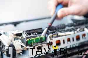 Printer temiri - Katric doldurulmasi