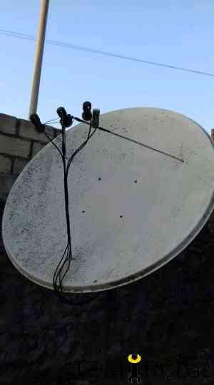 Krosnu krosna peyk antenna