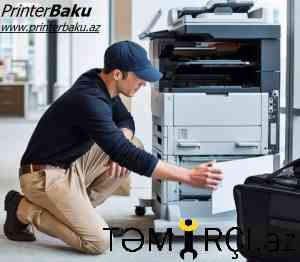 Printer temiri,Katric dolumu