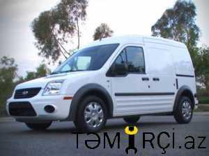 Ford transit konekt temiri