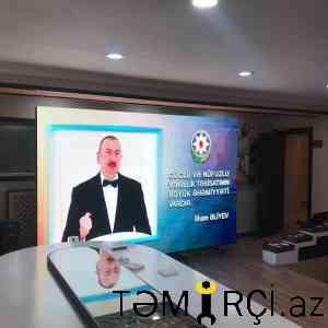Reklam xidmetleri ve led monitor