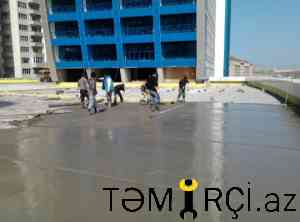 beton işleri