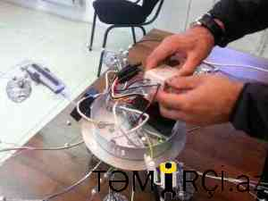 elektrik ustasi