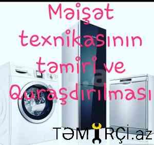 Məişət avadanlıqlarının Zəmanətli Təmiri
