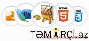 Web Programçı Web Saytlarin Yaradilmasi